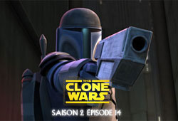 The Clone Wars S02E14 - La duchesse de Mandalore