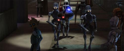 The Clone Wars S02E14 - La duchesse de Mandalore