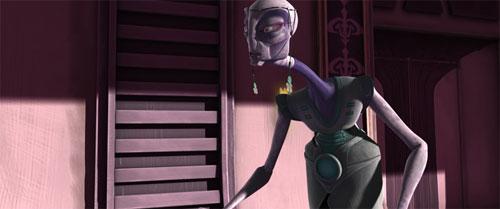 The Clone Wars S02E15 - Meurtre au Sénat
