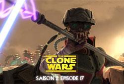 The Clone Wars S02E17 - Les chasseurs de prime