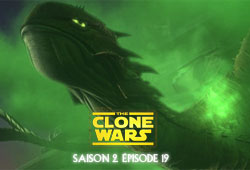The Clone Wars S02E19 - La bête de Zillo contre-attaque