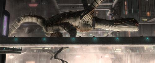 The Clone Wars S02E19 - La bête de Zillo contre-attaque