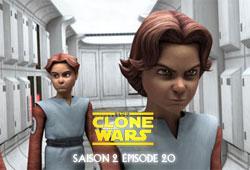 The Clone Wars S02E20 - Piège mortel
