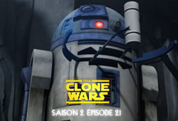 The Clone Wars S02E21 - R2 rentre au bercail