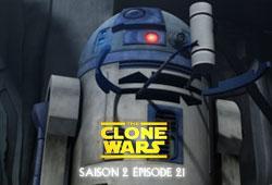 The Clone Wars S02E21 - R2 rentre au bercail