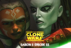 The Clone Wars S02E22 - La Traque mortelle