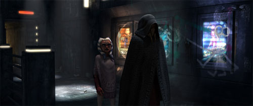 The Clone Wars S02E22 - La Traque mortelle
