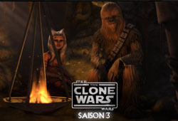 Star Wars The Clone Wars - Saison 3
