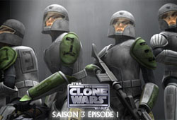 The Clone Wars S03E01 - Les Clones cadets
