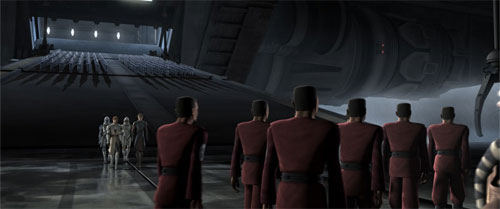 The Clone Wars S03E02 - Les ARC Troopers