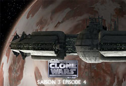 The Clone Wars S03E04 - La Sphère d'influence