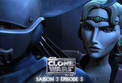 The Clone Wars S03E05 - Corruption