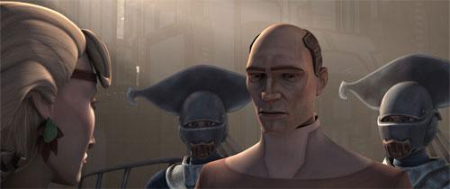 The Clone Wars S03E05 - Corruption
