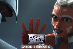 The Clone Wars S03E06 - L'Académie