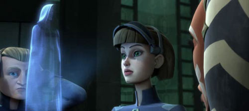 The Clone Wars S03E06 - L'Académie