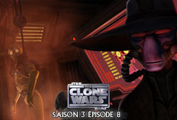 The Clone Wars S03E08 - Plans malveillants