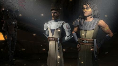 The Clone Wars S03E09 - La Chasse à Ziro