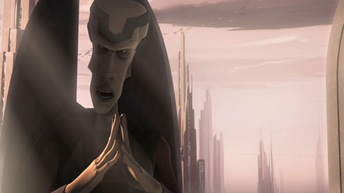 The Clone Wars S03E11 - À la poursuite de la paix