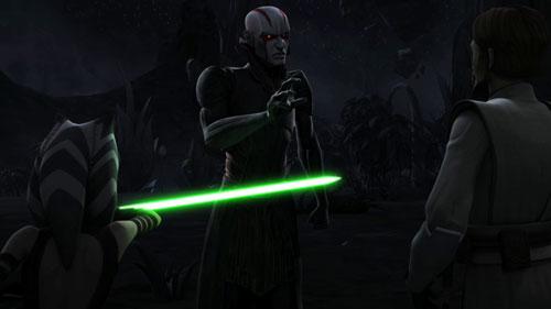 The Clone Wars S03E15 - Les Grands seigneurs