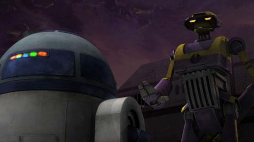 The Clone Wars S03E19 - Contre-attaque