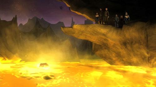 The Clone Wars S03E20 - Sauvetage à la Citadelle