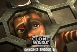 The Clone Wars S03E21 - La Padawan perdue