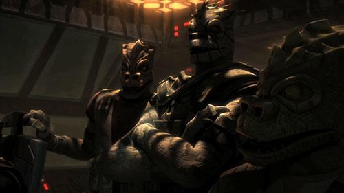 The Clone Wars S03E21 - La Padawan perdue