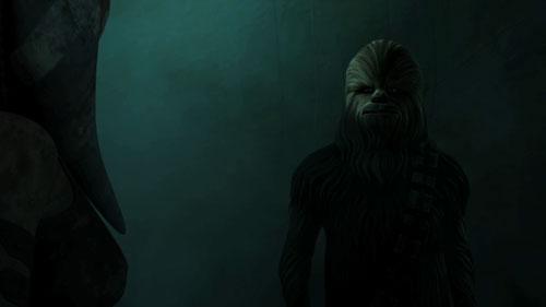 The Clone Wars S03E22 - La Chasse au Wookie