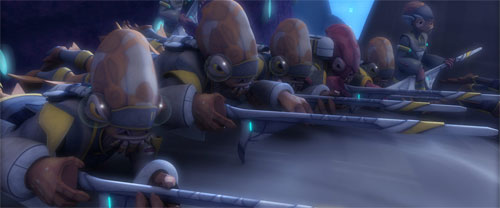 The Clone Wars S04E01 - Guerre aquatique