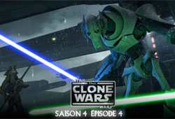 The Clone Wars S04E04 - Le Guerrier de l'ombre