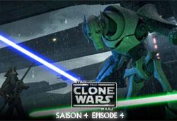 The Clone Wars S04E04 - Le Guerrier de l'ombre