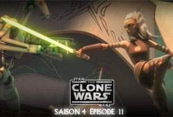 The Clone Wars S04E11 - L'Enlèvement