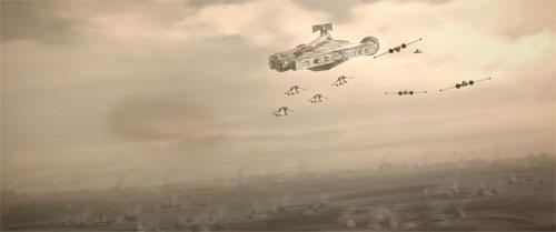 The Clone Wars S04E13 - Les Évadés de Kadavo