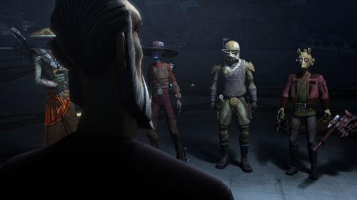 The Clone Wars S04E17 - La Boîte