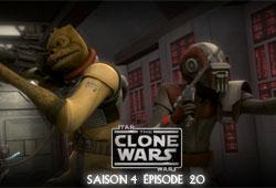 The Clone Wars S04E20 - Les Chasseurs