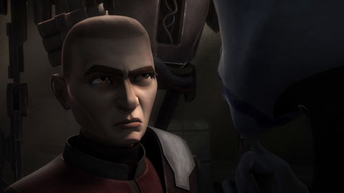 The Clone Wars S04E20 - Les Chasseurs