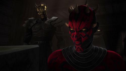 The Clone Wars S04E22 - Vengeance