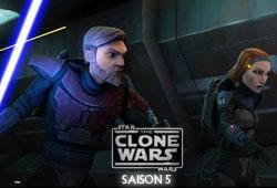 The Clone Wars - Saison 5
