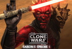 The Clone Wars S05E01 - Retour en force