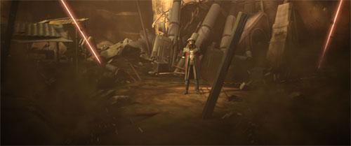 The Clone Wars S05E01 - Retour en force