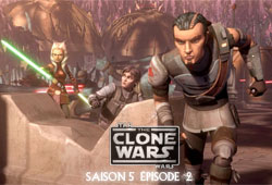 The Clone Wars - Saison 5