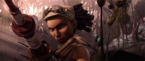 The Clone Wars S05E02 - Une guerre sur deux fronts