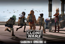 The Clone Wars S05E06 - La Collecte