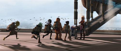 The Clone Wars S05E06 - La Collecte