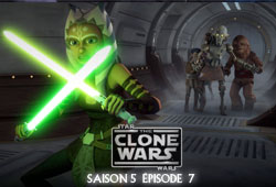The Clone Wars S05E07 - Le Test de résistance