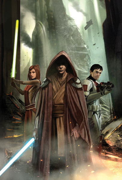 The Old Republic - Risques de Paix
