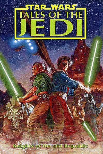 Tales of the Jedi Vol.3 : Knights of the Old Republic