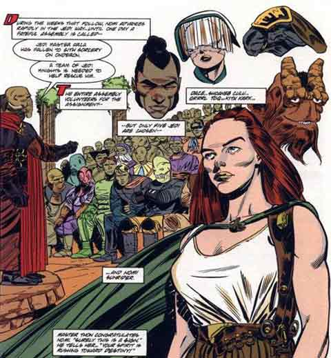 Tales of the Jedi Vol.4 : The Freedon Nadd Uprising