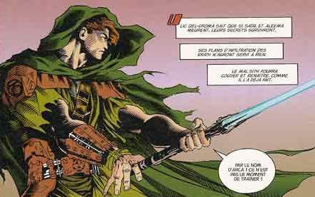 Tales of the Jedi Vol.5 : Dark Lords of the Sith (Les Seigneurs des Sith)