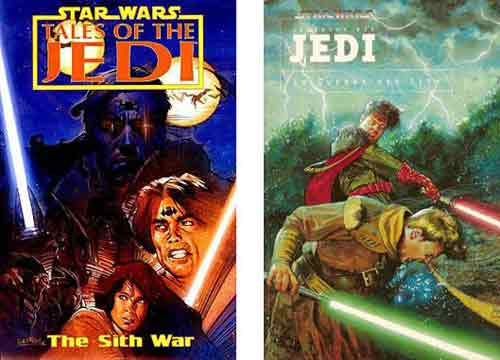 Tales of the Jedi Vol.6 : The Sith War (La Guerre des Sith)